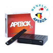 APEBOX CI BNL S2+C/T2 SC/CI+, USB PVR, 12V, M7 / Ziggo
