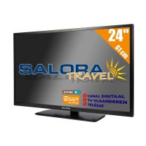 """Salora 24"""" LED TV 9109CTS2 CI DVB-S2/C/T2 12/230V"""